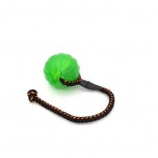Minge SK9 de mestecat, 7cm cu dispenser recompense, cu sfoara, Chew Ball M (101)